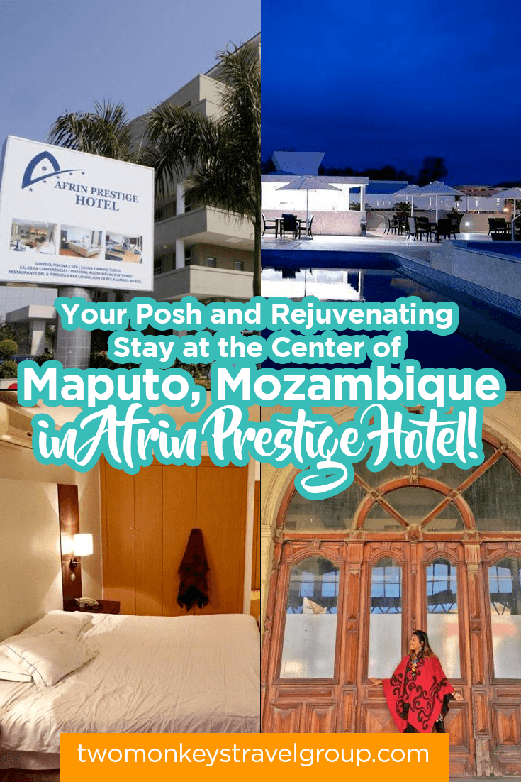 Your Posh and Rejuvenating Stay at the Center of Maputo, Mozambique in Afrin Prestige Hotel!