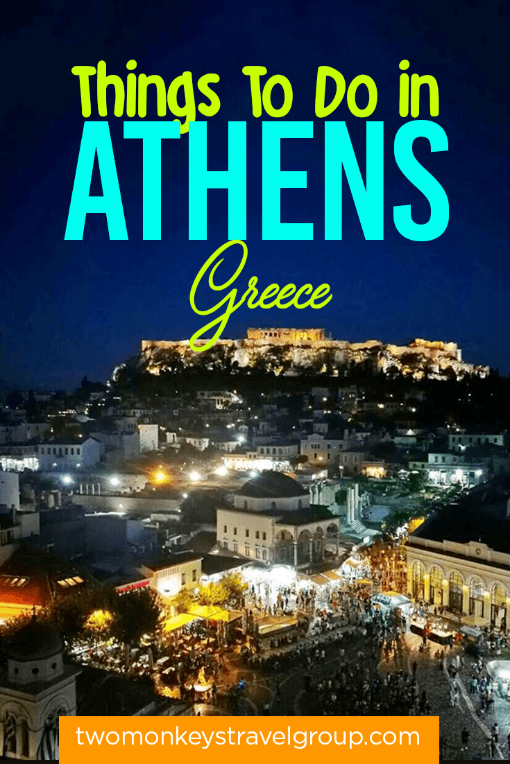 Things to do in Athens Greece fb