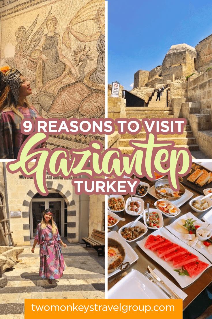 9 Reasons To Visit Gaziantep, Turkey