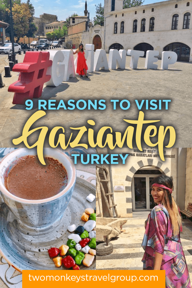 9 Reasons To Visit Gaziantep, Turkey