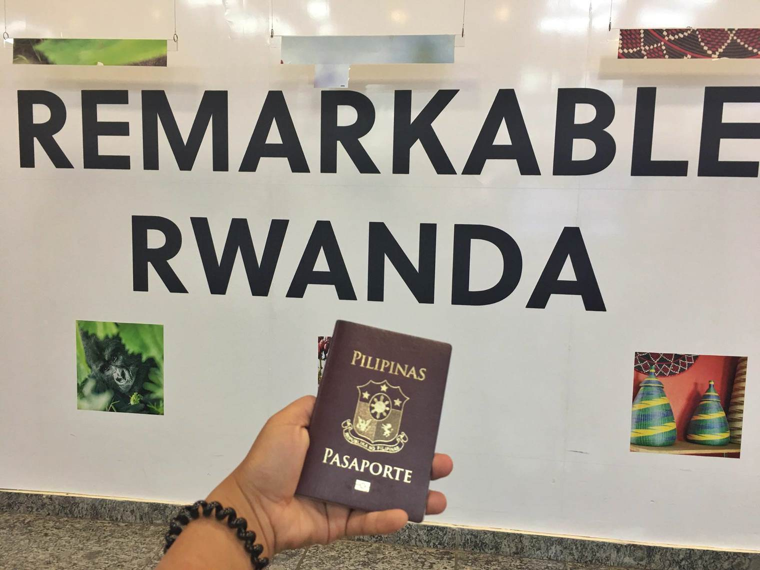 EAST AFRICA - 3 Countries for 1 Tourist Visa for Filipino