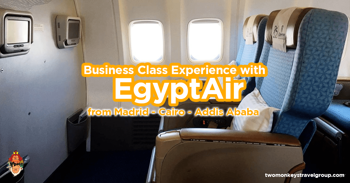 51 Hours to African Paradise: Gravity-Defying Classy Accommodation and Culinary Experience with EgyptAir