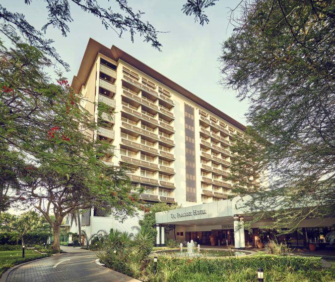 Taj Pamodzi An Extravagant Business Hotel In The District Of Lusaka Zambia