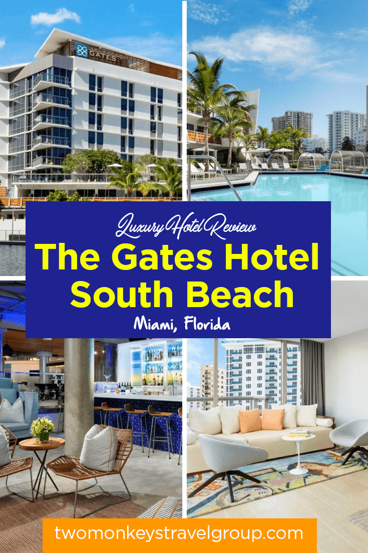 The Gates Hotel South Beach: The Way To Experience South Beach Miami