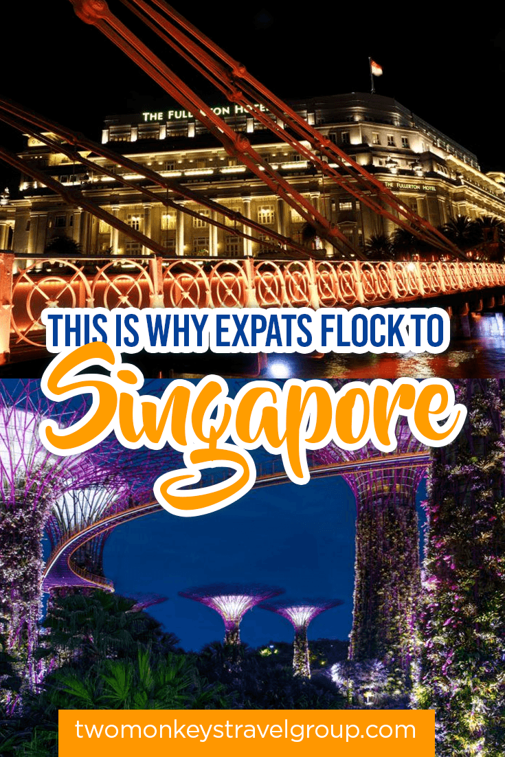 Expats in Singapore: This is why Foreigners flock to Singapore