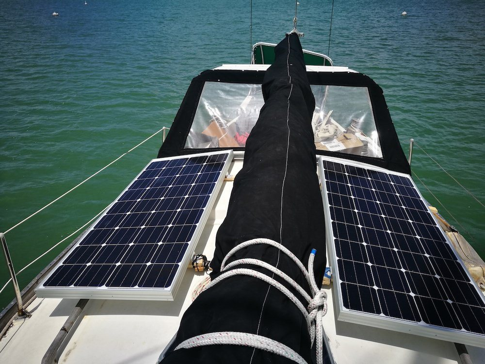 Solar Panels For Boats >> How To Choose A Solar Panel System For Your Sailboat Rv Or Home
