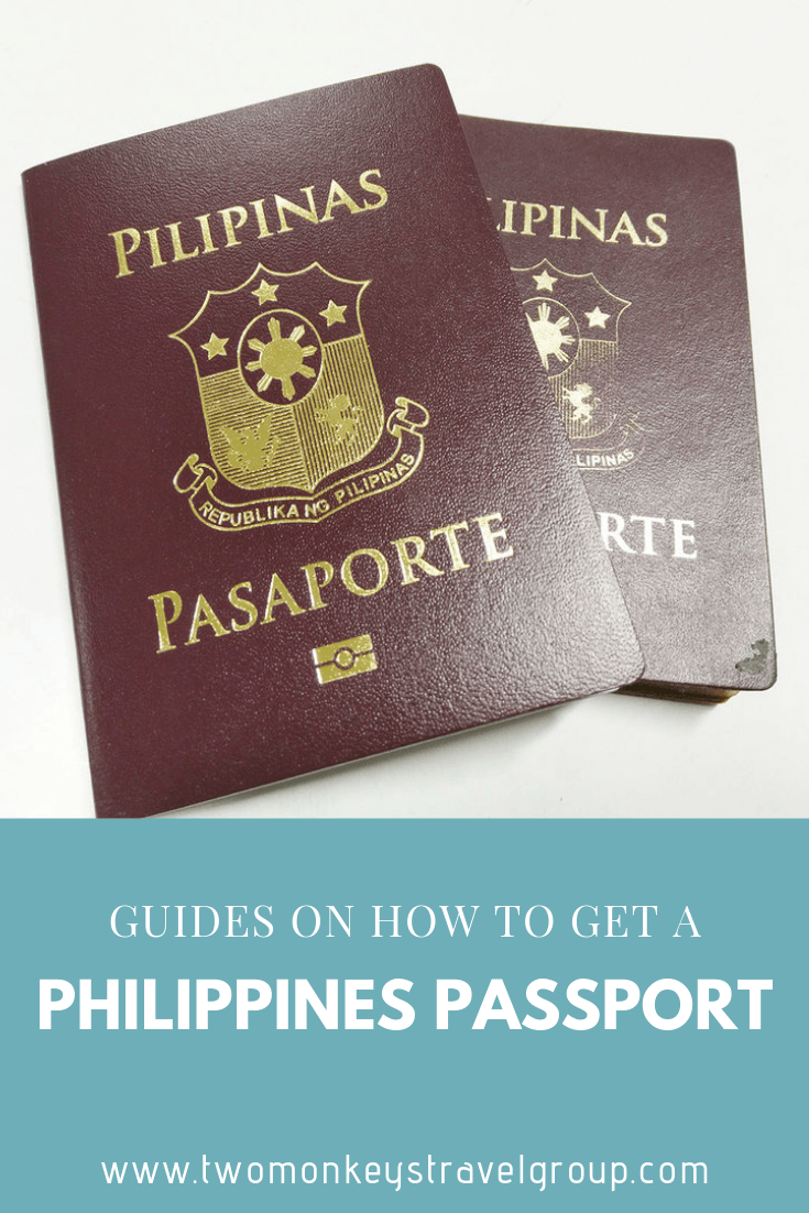 Pinterest apply philippines dfa passport