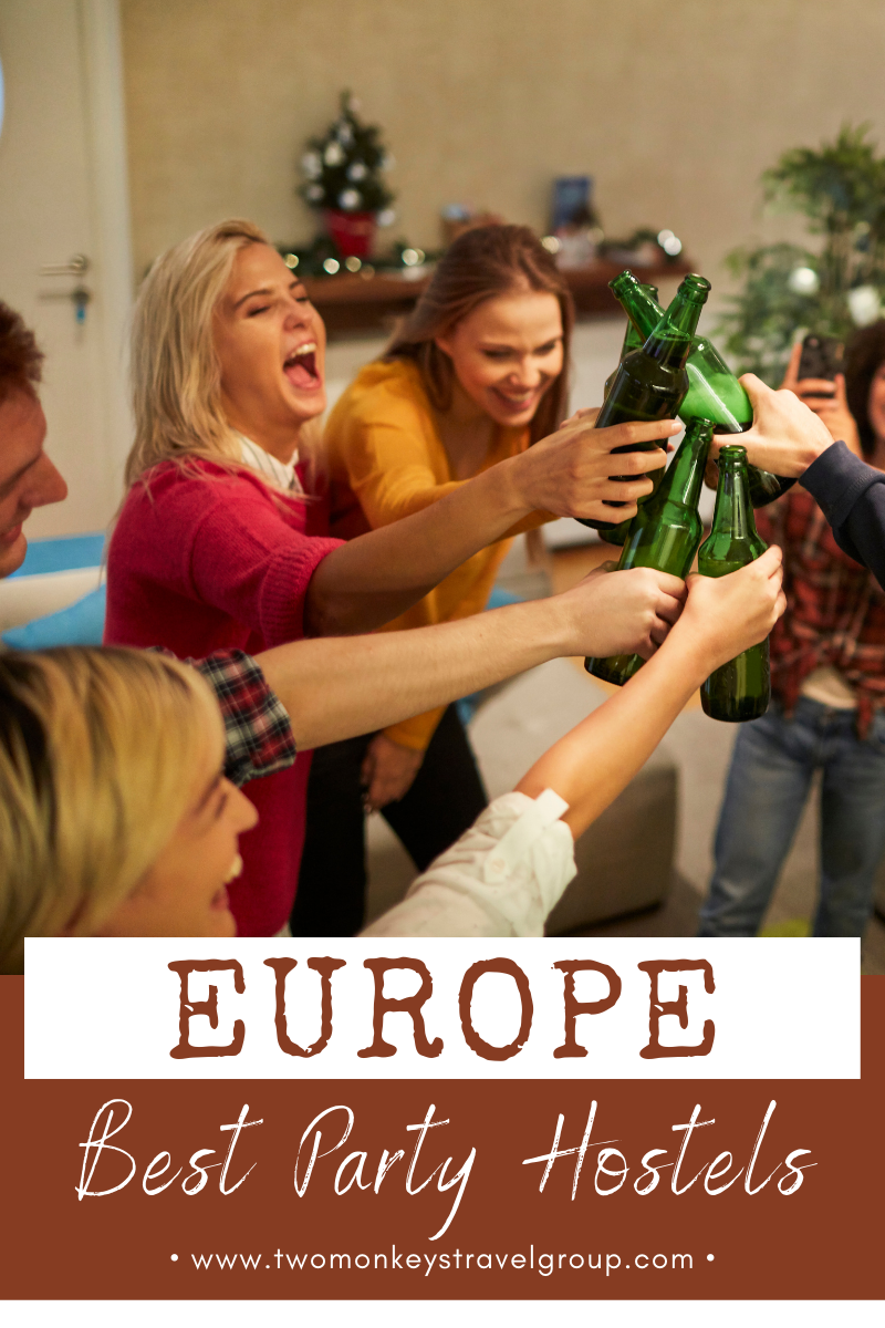 20 Best Party Hostels in Europe4