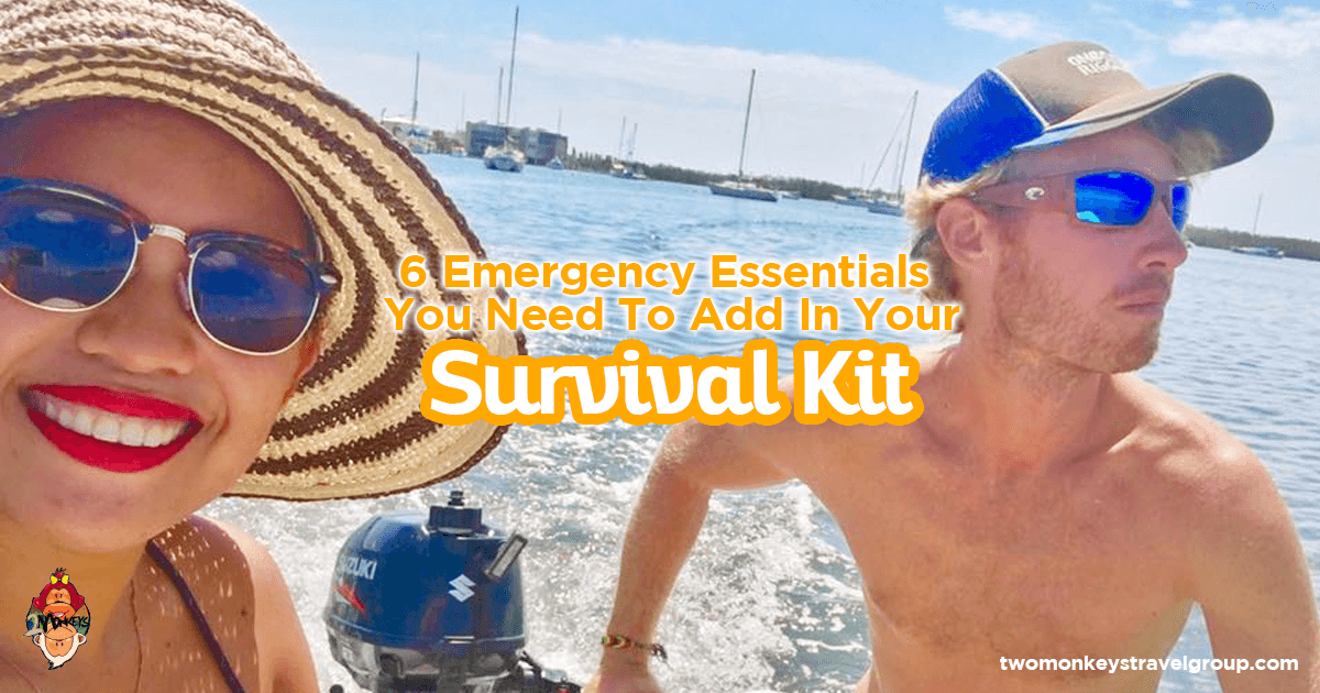 6 Emergency Essentials You Need To Add In Your Survival Kit ASAP