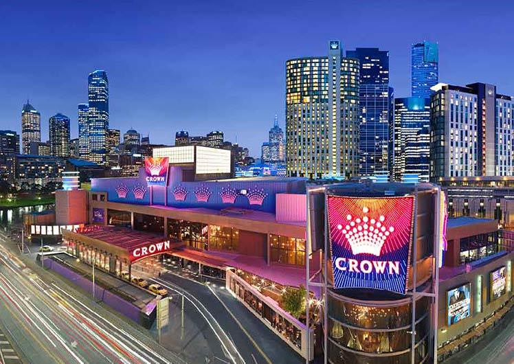Crown Casino Arcade