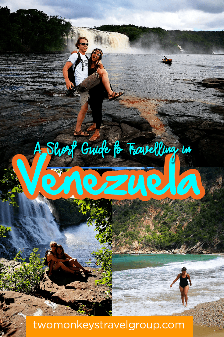 A Short Guide to Travelling in Venezuela