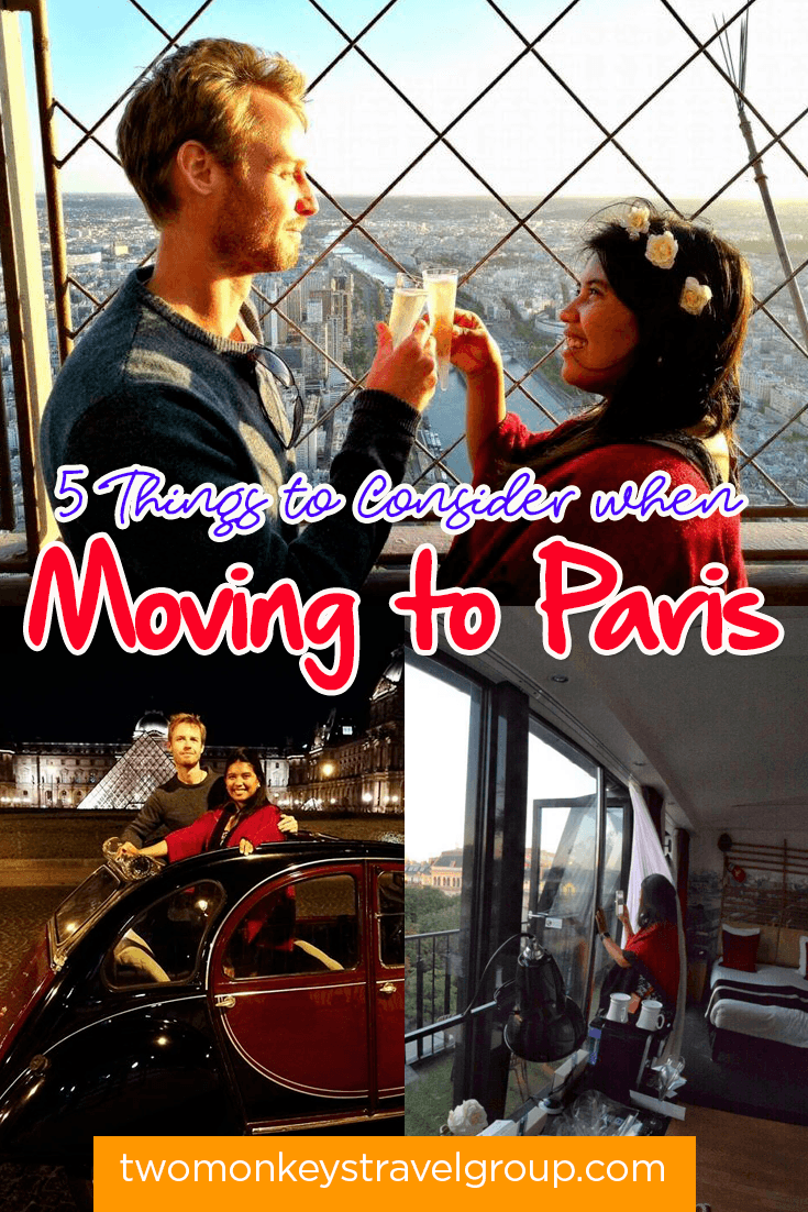 Your Digital Nomad Guide of Living in Paris, France - 5 Things to Consider when Moving to Paris