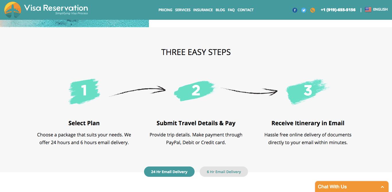 how to book a flight reservation for a schengen visa application