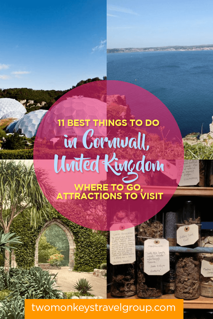 11 Best Things to Do in Cornwall, United Kingdom – Where to Go, Attractions to Visit