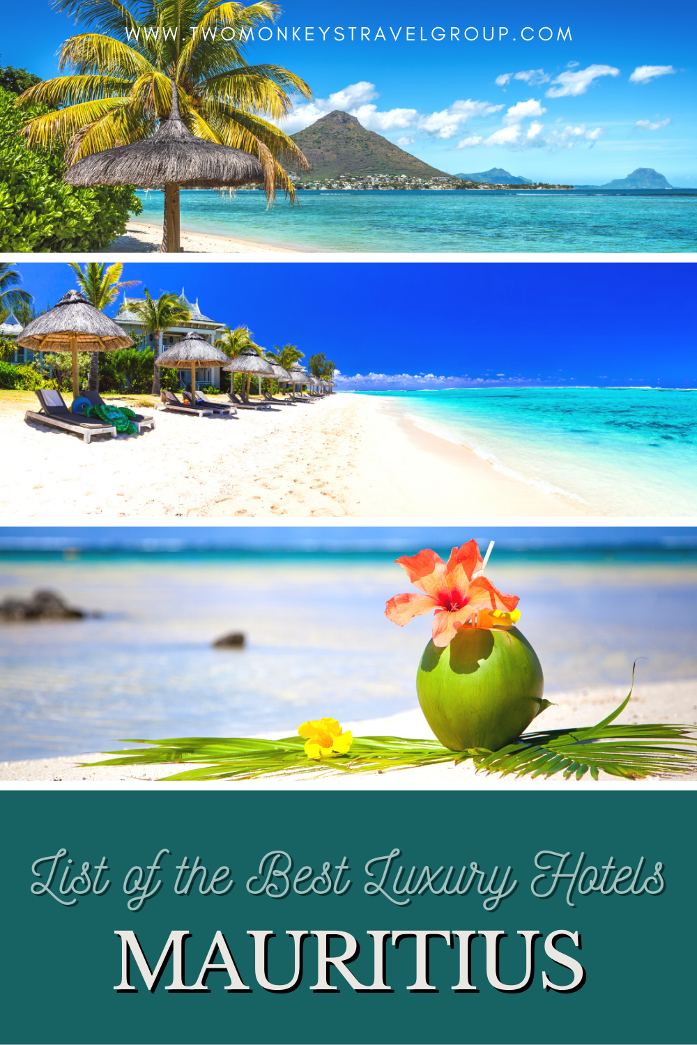 List of the Best Luxury Hotels in Mauritius
