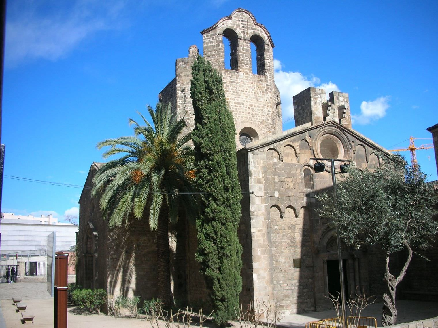 Church of Sant Pau del Camp
