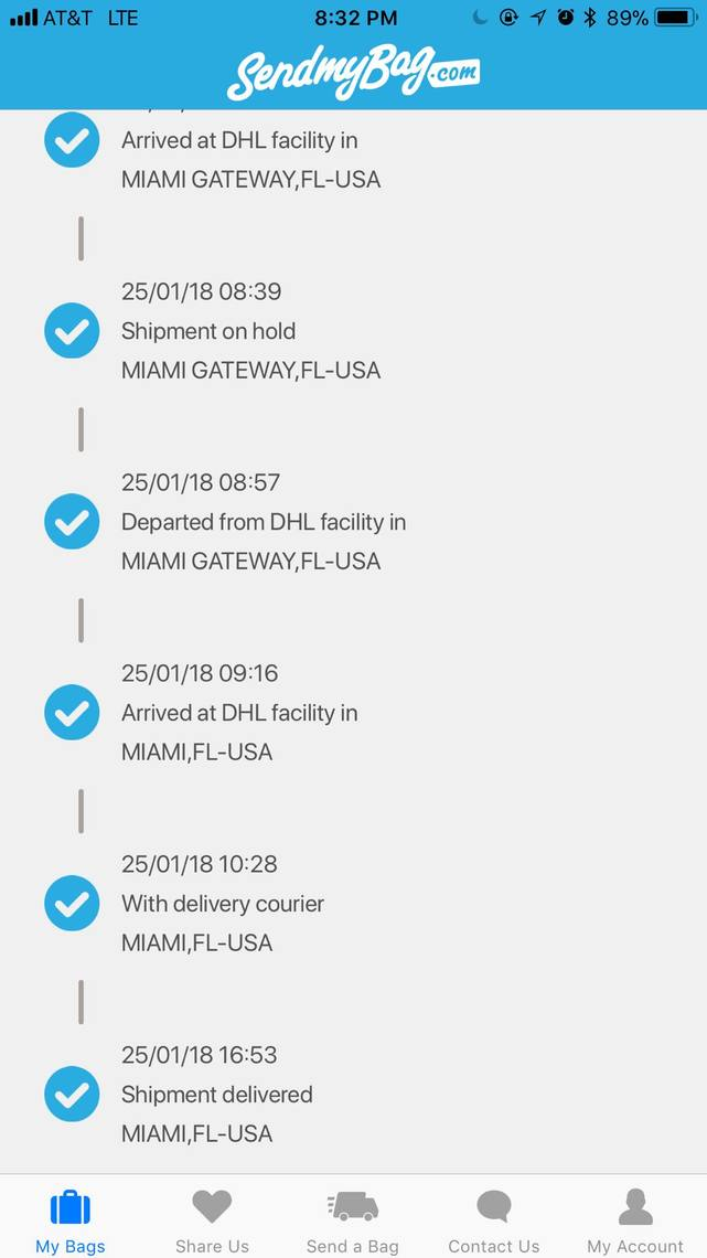 How to Ship Packages and Luggage from The Philippines to USA or anywhere in the World? My Personal Experience with SendmyBag.com
