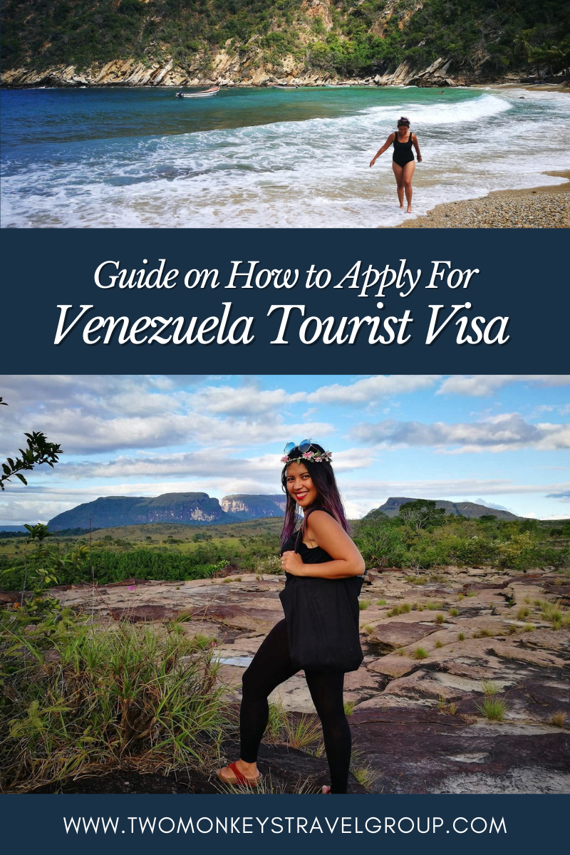 How to Apply For Venezuela Tourist Visa for Filipinos