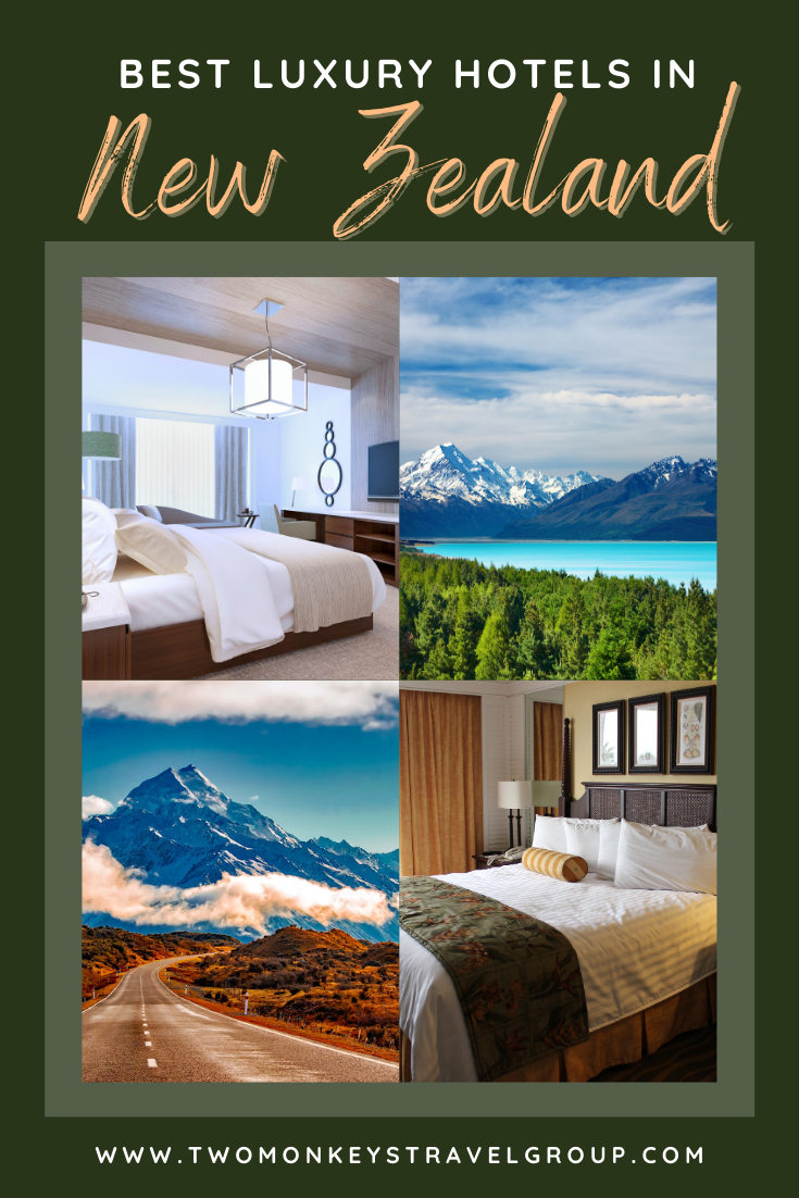 List of the Best Luxury Hotels in New Zealand