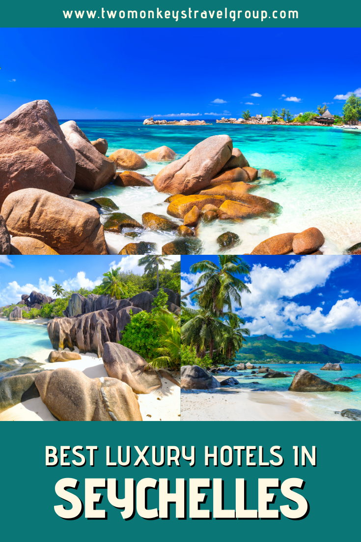 List of the Best Luxury Hotels in Seychelles