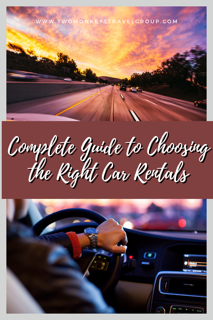 The Complete Guide to Choosing the Right Car Rentals3
