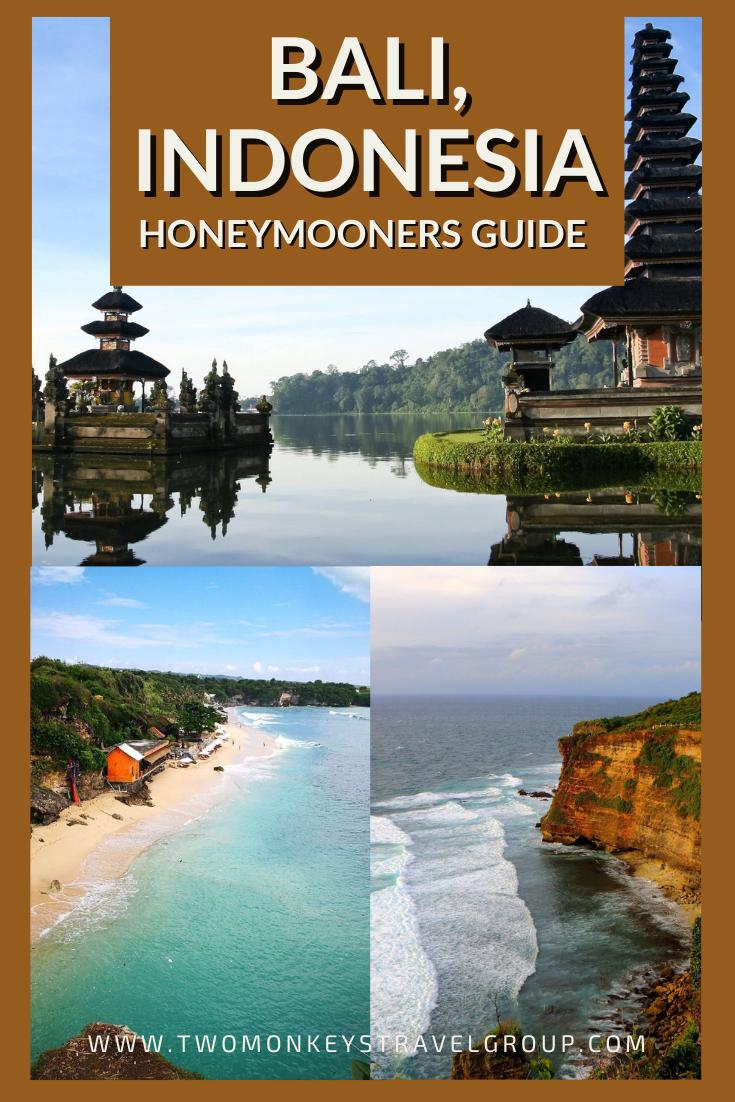 Honeymooners Guide to Bali, Indonesia Tips for Seminyak, Ubud and Uluwatu