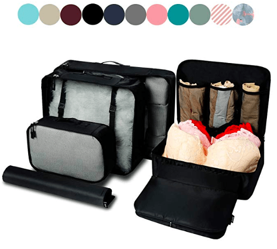 Bagail Packing Cubes - Luggage organisers 13