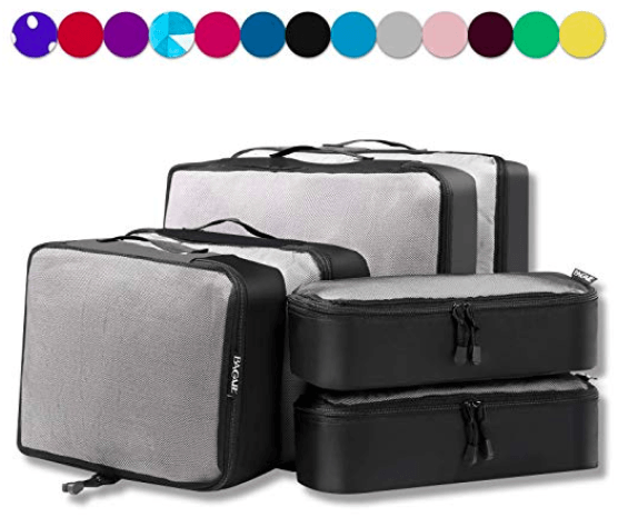 Bagail Packing Cubes - Luggage organisers 7