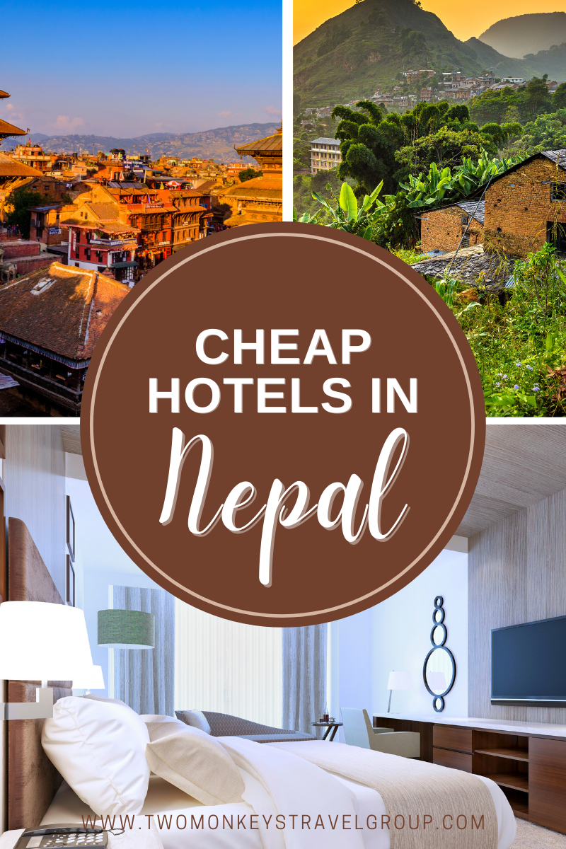 Complete List of Recommended Cheap Hotels in Nepal