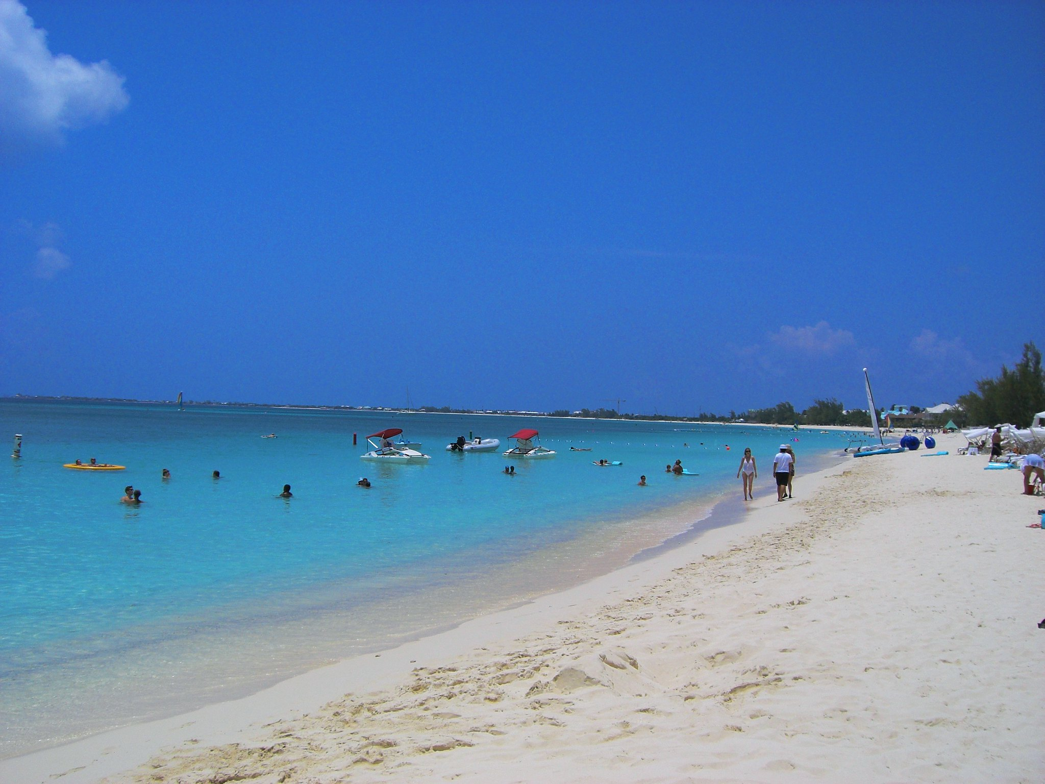 Travel Guide to the Cayman Islands