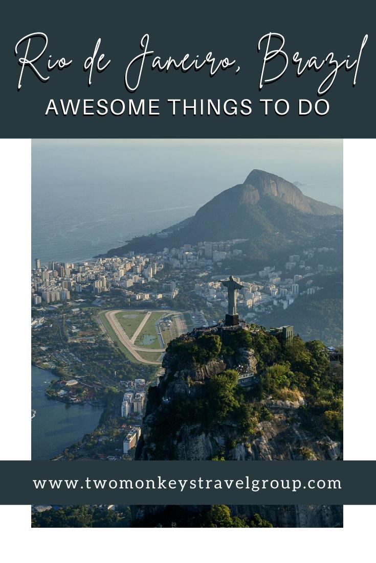7 Awesome Things to do in Rio de Janeiro, Brazil