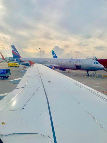Aeroflot 13