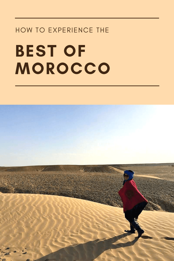 How to Experience the Best of Morocco in just 3 Days1