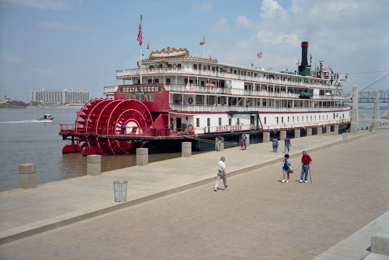 Mississippi River Cruise5