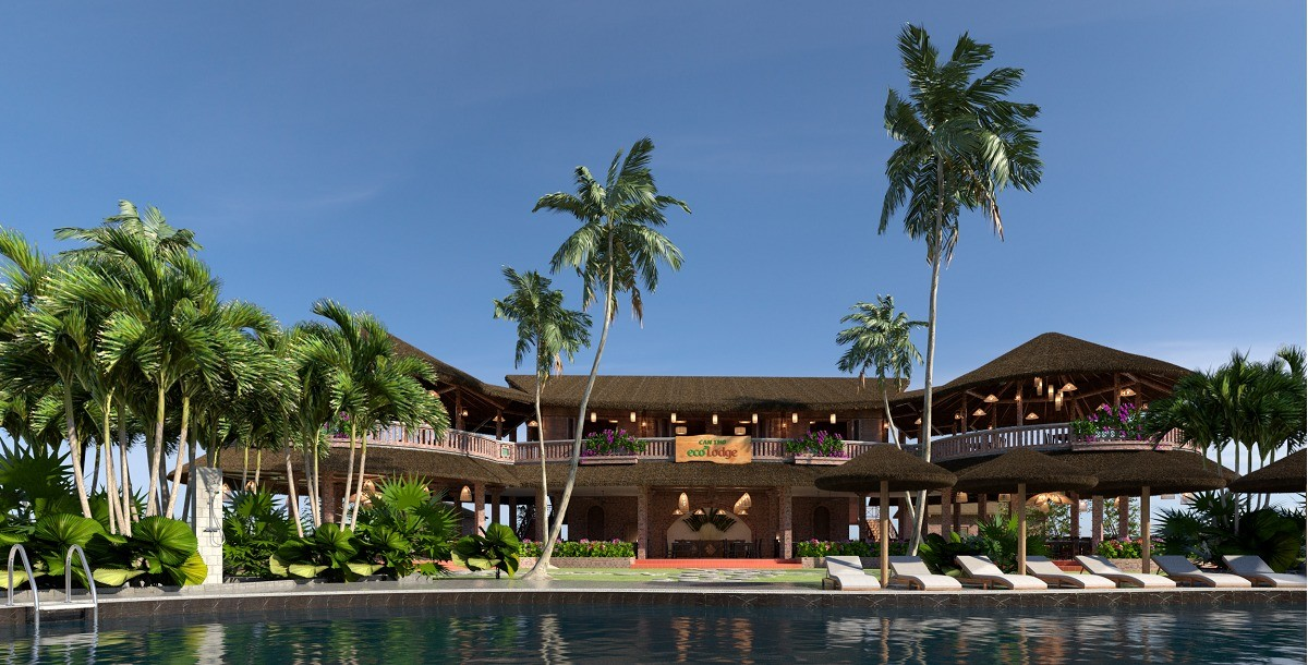 The Mekong Delta welcomes Can Tho Ecolodge, an Eco luxury accommodation in South Vietnam1