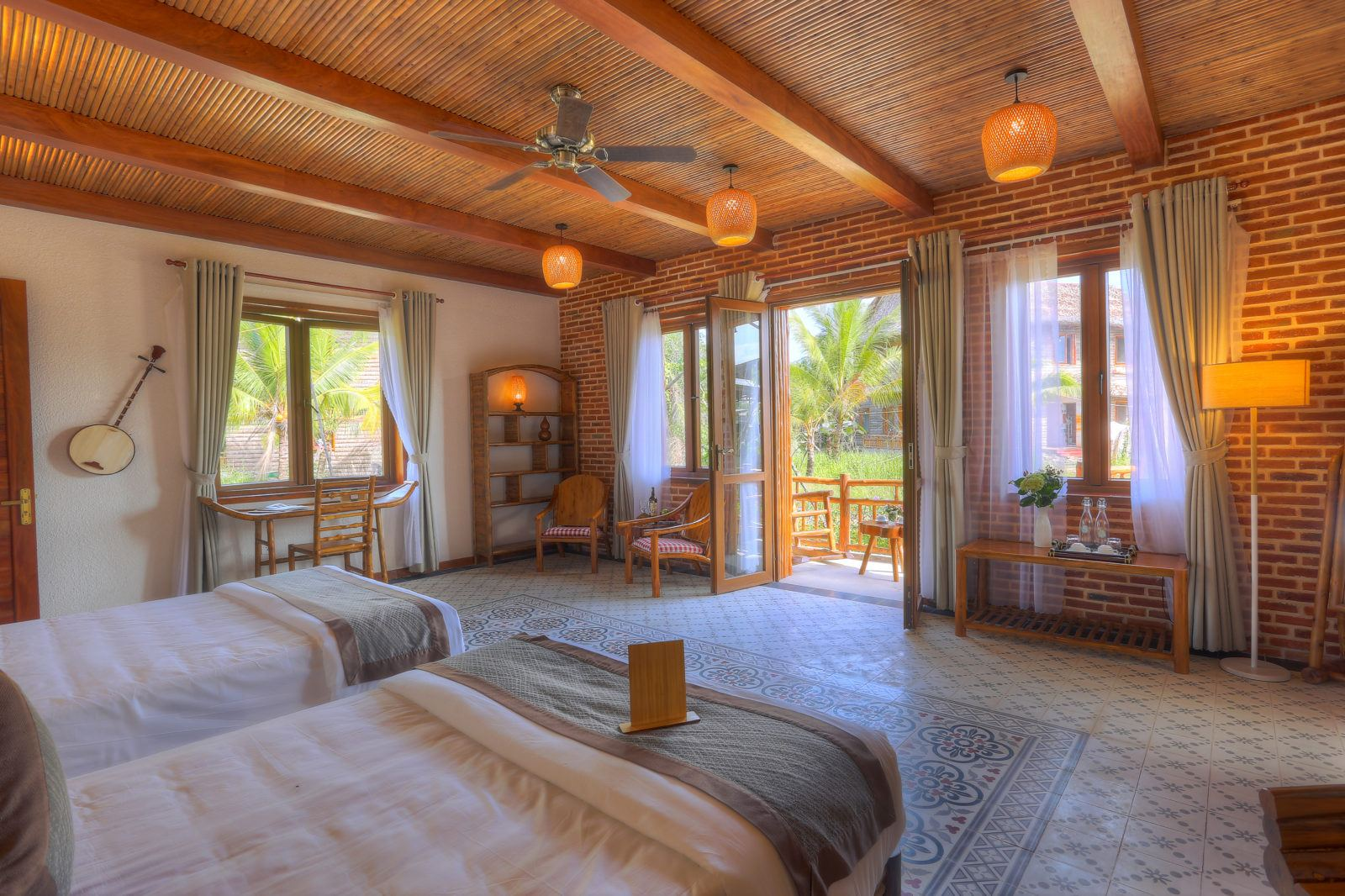 The Mekong Delta welcomes Can Tho Ecolodge, an Eco luxury accommodation in South Vietnam3