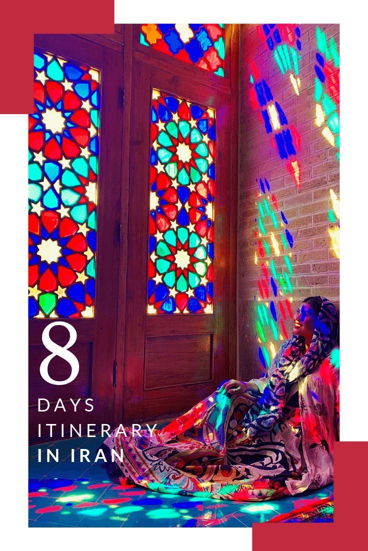 2019 Travel Guide to Iran My 8 Day Cultural Itinerary Visiting Cities of Mashhad, Shiraz, Yazd, Ishfahan and Tehran1