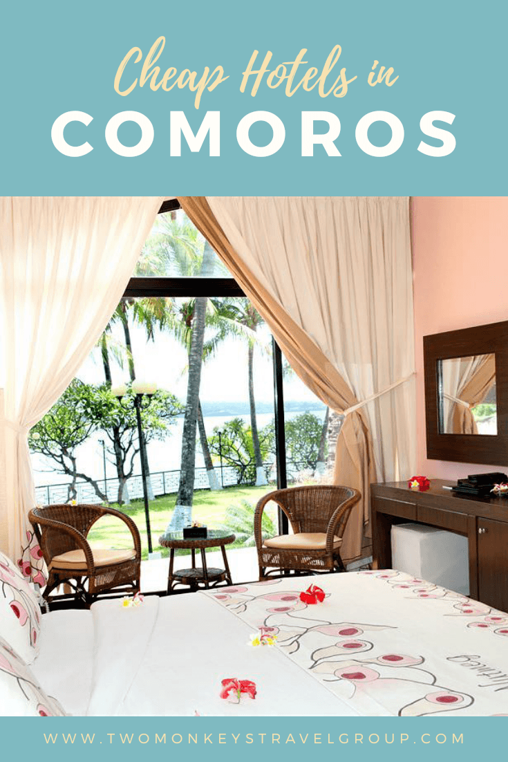 Cheap Hotels in Comoros