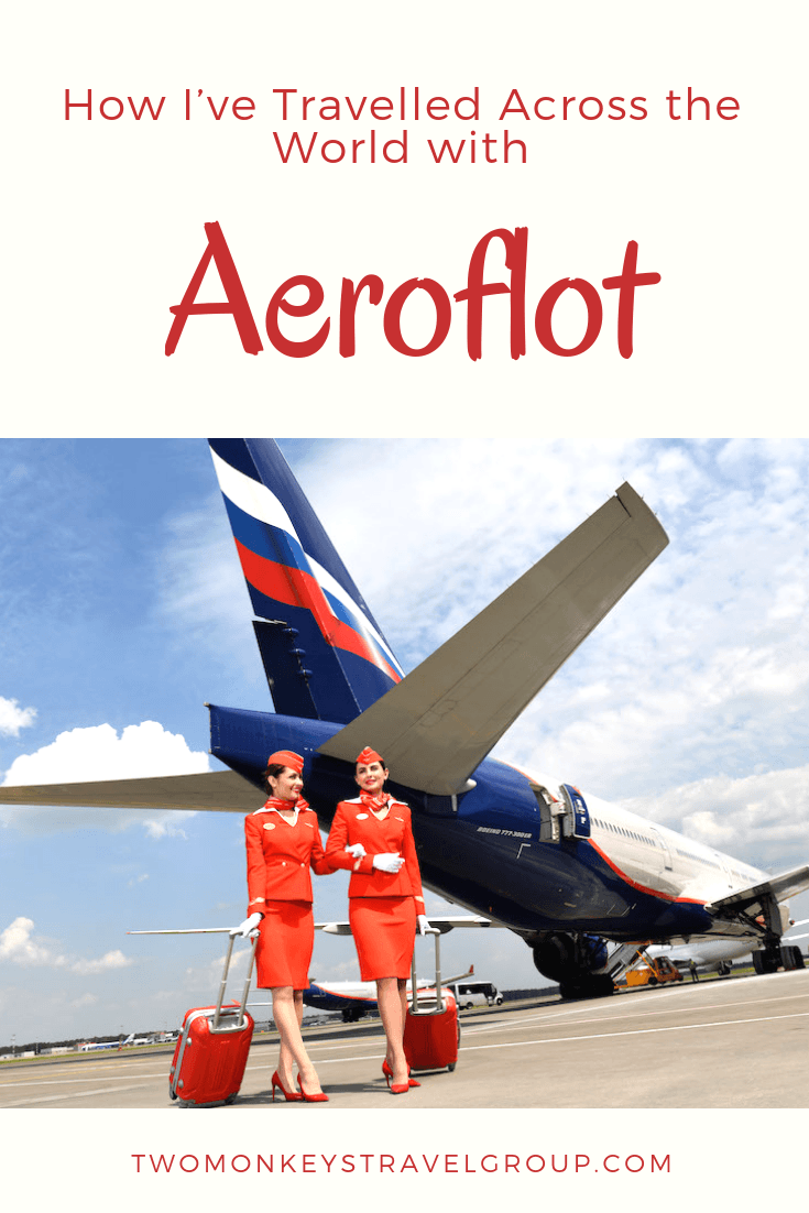 From East to West How I've Travelled Across the World with Aeroflot1