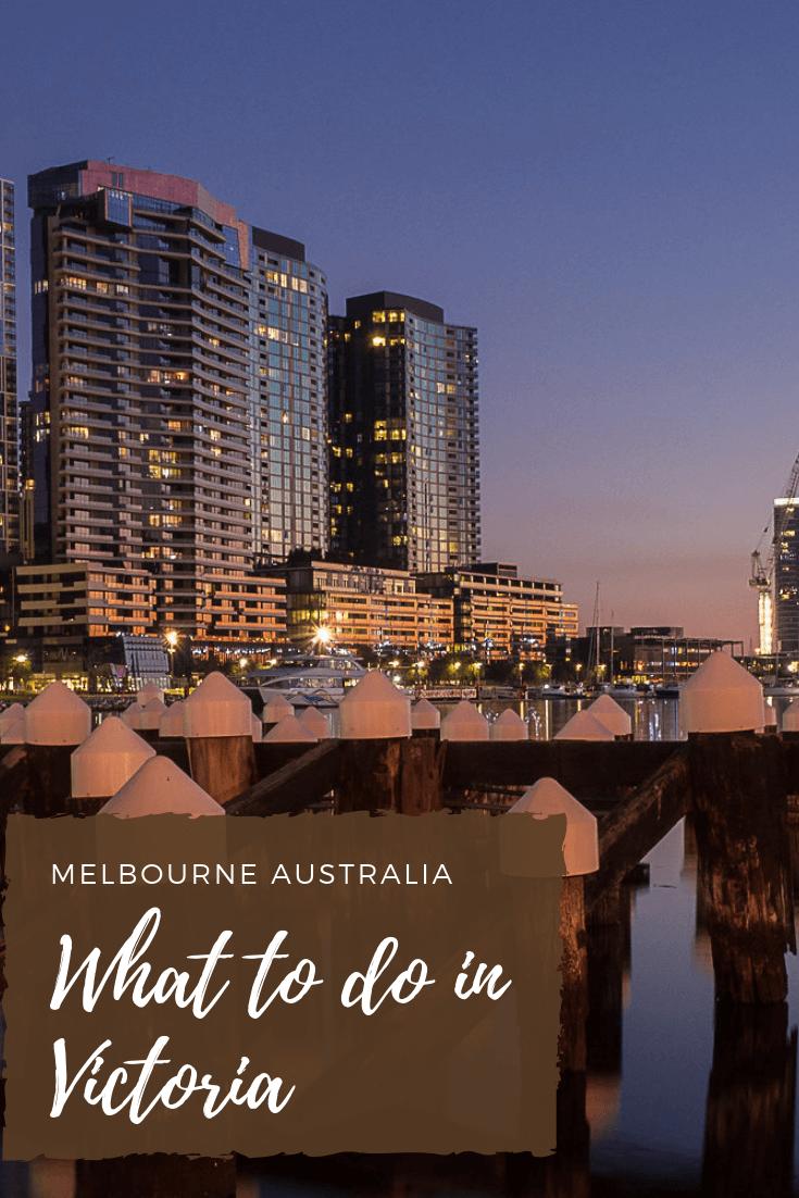 Melbourne Australia What to do in Victoria1