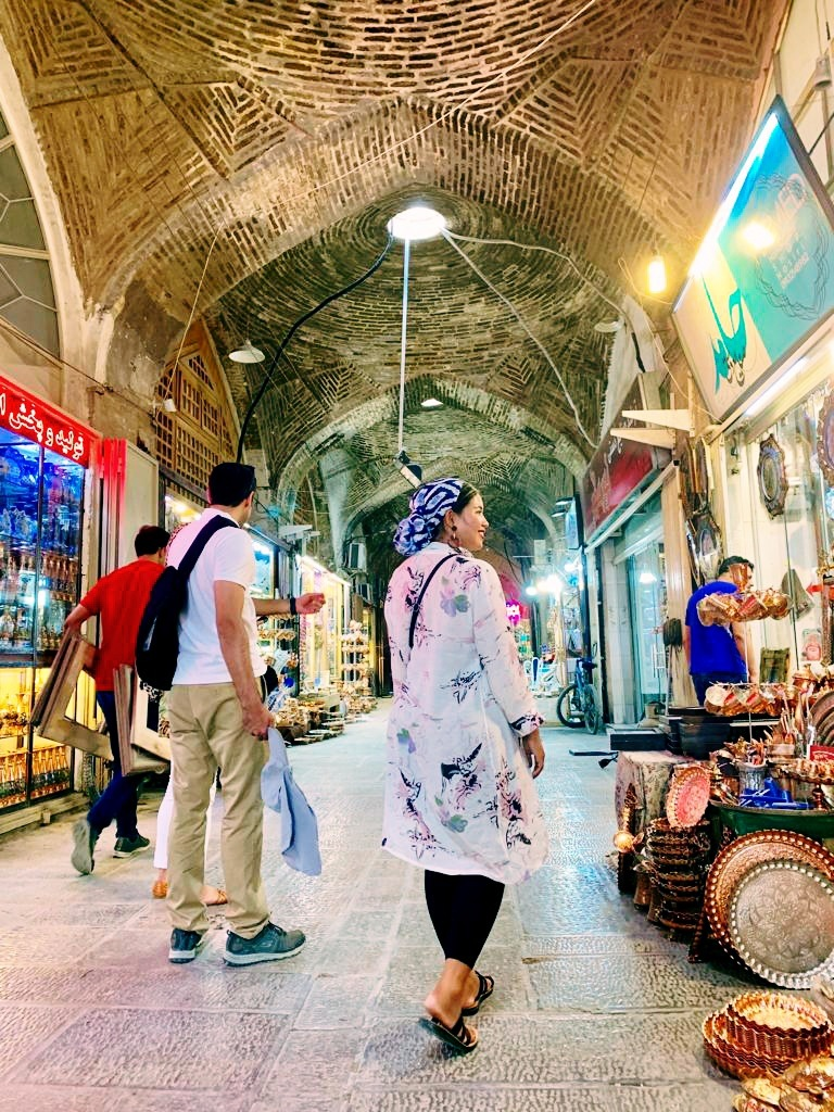 Our 8 Day Cultural Itinerary In Iran With Visit Our Iran And Marcopolo Touring Co.
