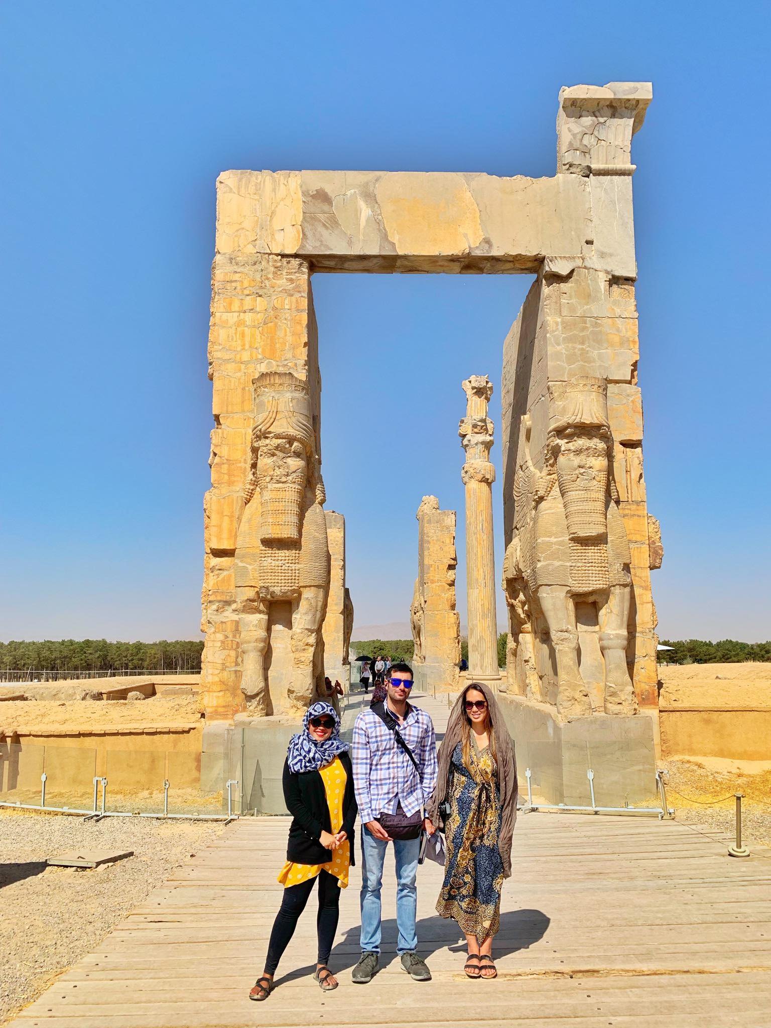 Our 8 Day Cultural Itinerary In Iran With Visit Our Iran And Marcopolo Touring Co1