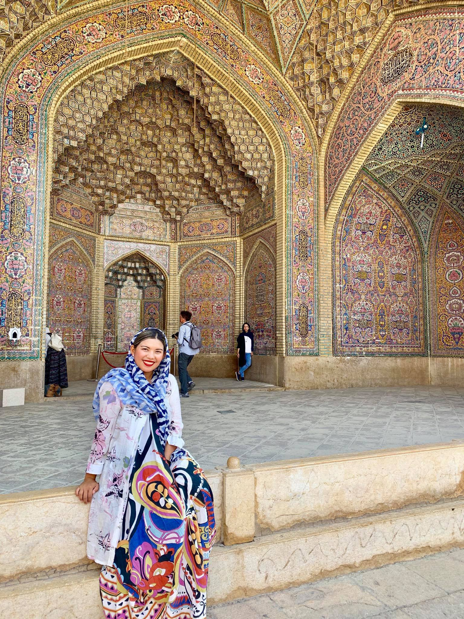 Our 8 Day Cultural Itinerary In Iran With Visit Our Iran And Marcopolo Touring Co10