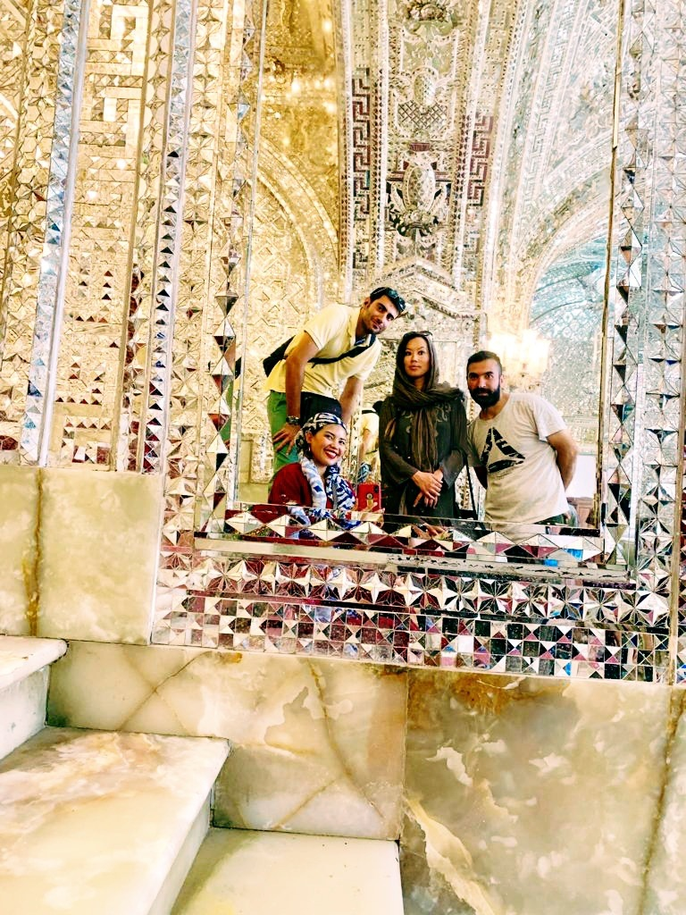 Our 8 Day Cultural Itinerary In Iran With Visit Our Iran And Marcopolo Touring Co115