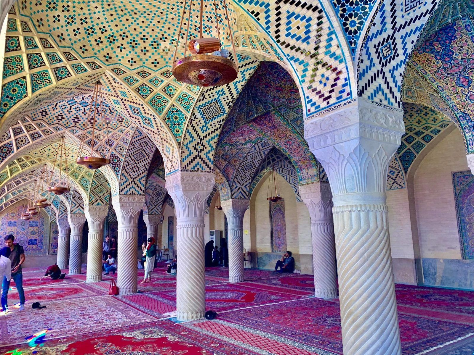 Our 8 Day Cultural Itinerary In Iran With Visit Our Iran And Marcopolo Touring Co12