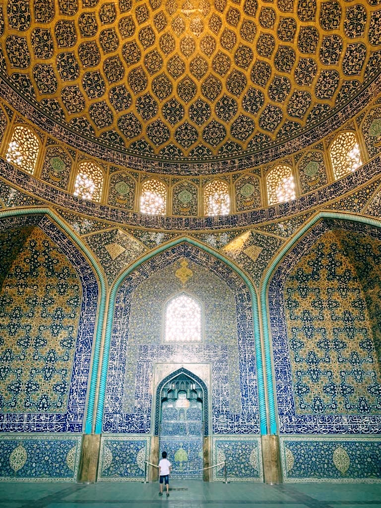 Our 8 Day Cultural Itinerary In Iran With Visit Our Iran And Marcopolo Touring Co18
