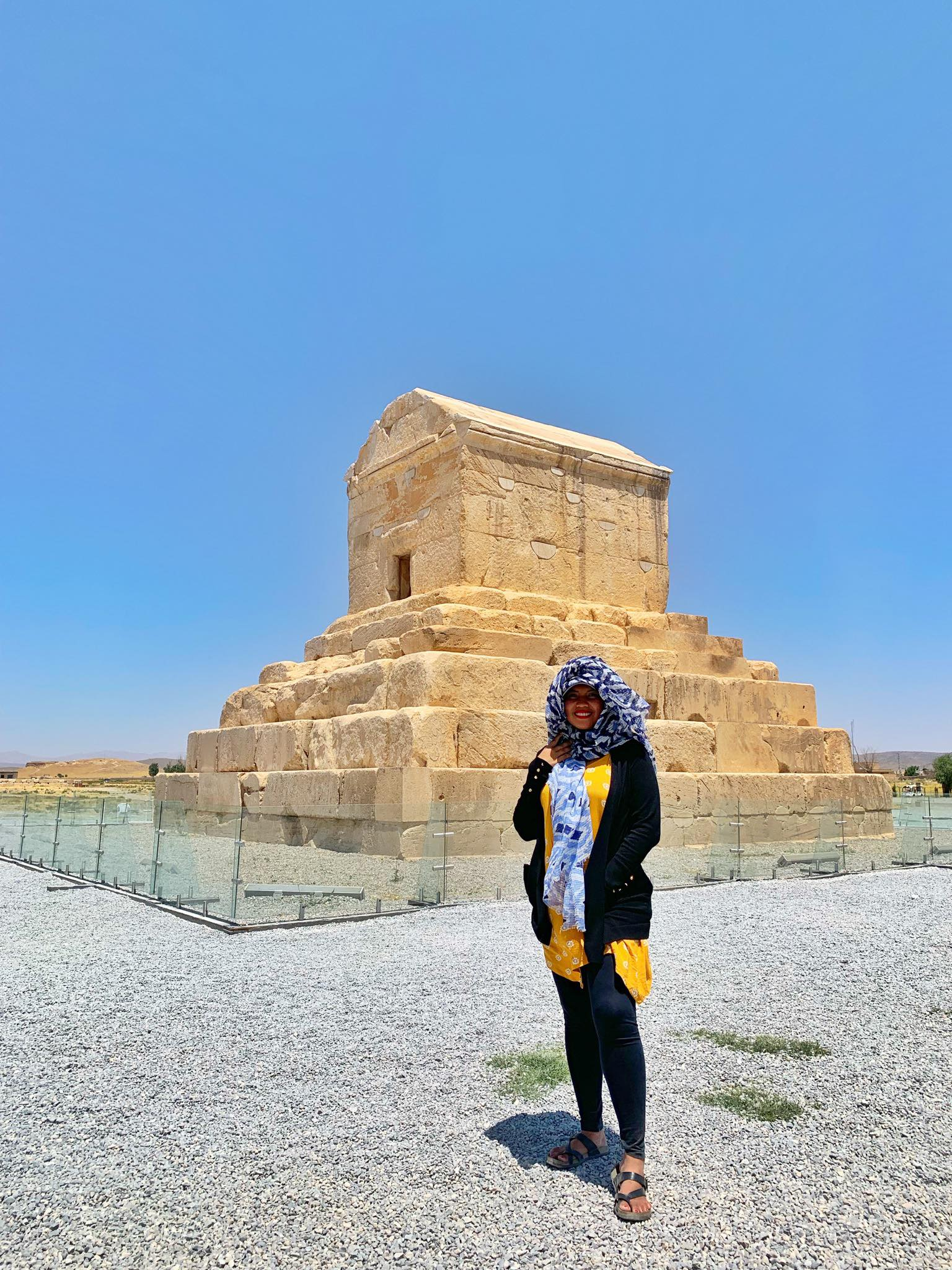 Our 8 Day Cultural Itinerary In Iran With Visit Our Iran And Marcopolo Touring Co2