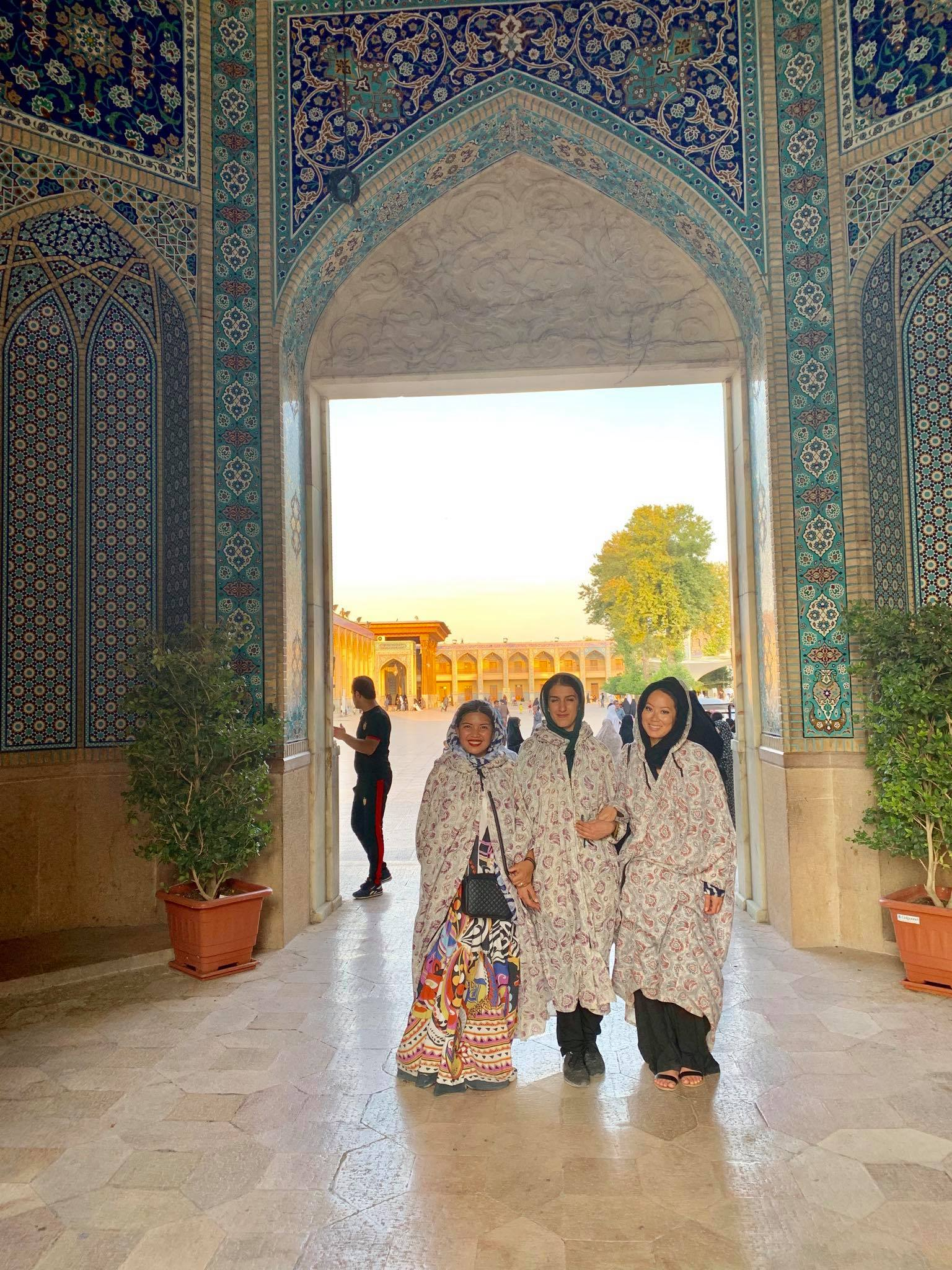 Our 8 Day Cultural Itinerary In Iran With Visit Our Iran And Marcopolo Touring Co5
