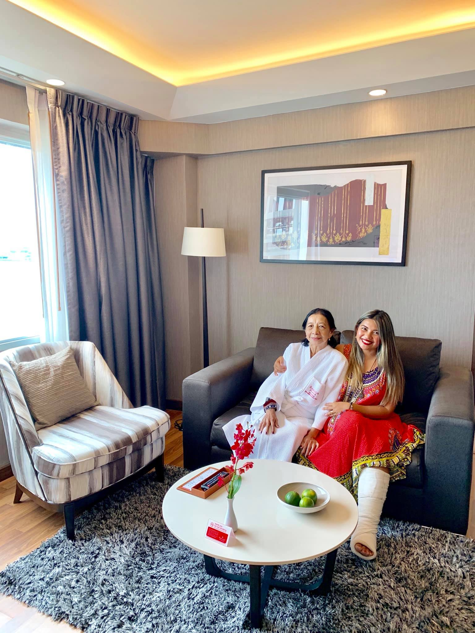 Our Luxurious Staycation At Ramada Plaza In Bangkok And Our Tour With Tinggly Experiences1
