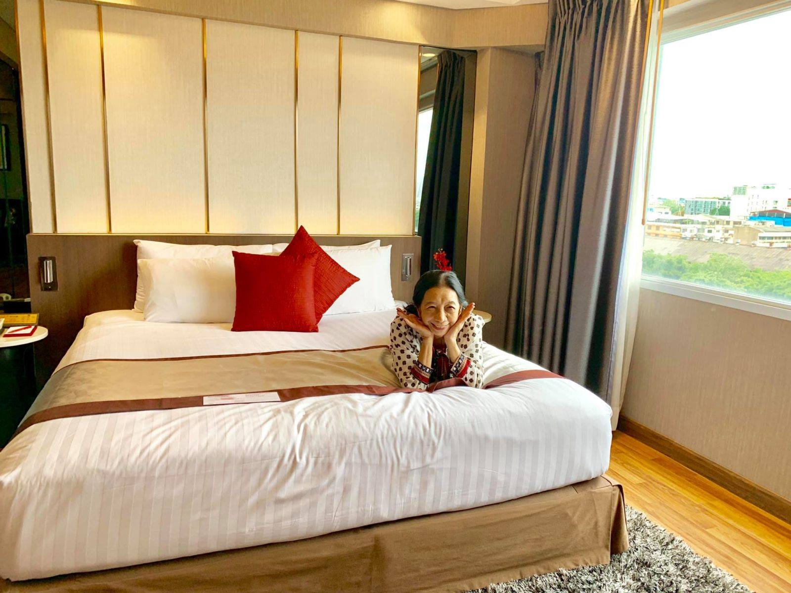 Our Luxurious Staycation At Ramada Plaza In Bangkok And Our Tour With Tinggly Experiences22